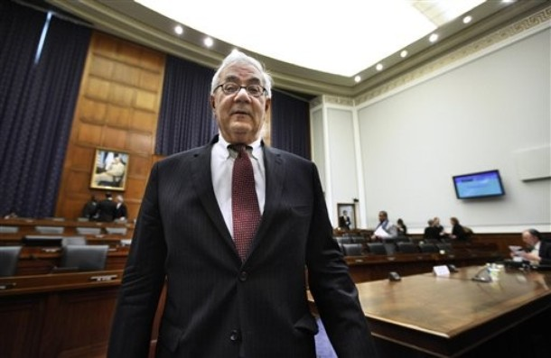 Barney Frank Didn't Mean to Criticize Obama, He Says While Criticizing Obama