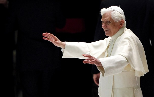 The Side Business of Pope Benedict XVI's Usher: Gay Prostitution Ring