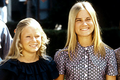 Jan + Marcia Brady Still Feuding Over That Faux Lesbian Love Affair