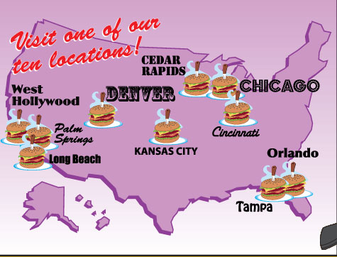 What Are America's Gayest Restaurant Chains?