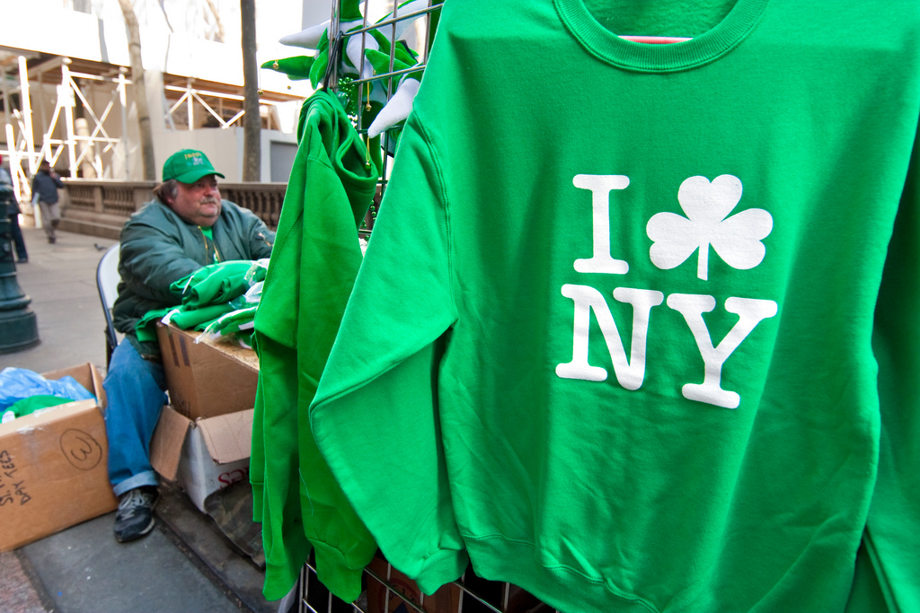 NYC's St. Patrick's Day Parade Still Doesn't Want the Gays. And That's Their Right
