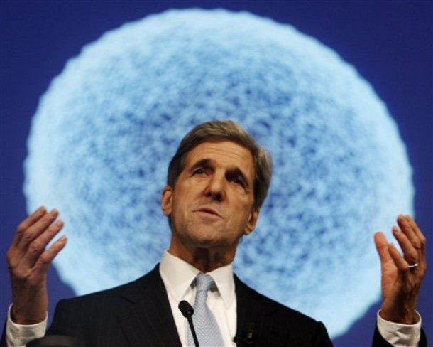John Kerry + the Dems Are Going After the FDA's Stupid Ban on Gay Men's Blood. Fantastic