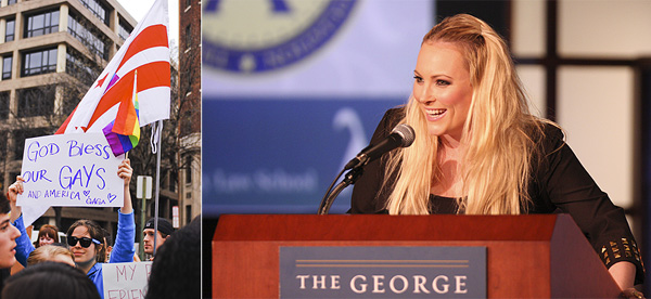 Meghan McCain Ultimatum for the GOPs: Get a Conscience or Die