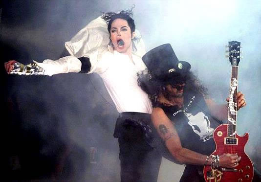 When Slash Referred to Michael Jackson's 'Black Or White' As 'Gay,' He Meant 'Happy'