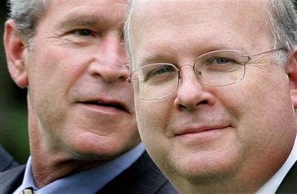How You Fags Made Karl Rove Turn Gay Marriage Into a Presidential Campaign Issue