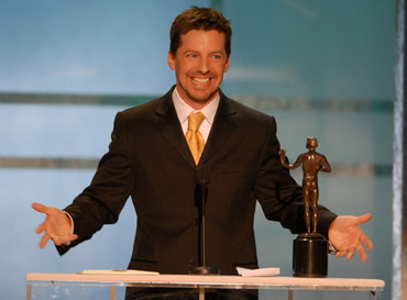 Sean Hayes Just Came Out. And He's Furious You Made Him Do It