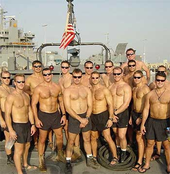 73% of Iraq + Afghanistan Veterans Don't Mind Hanging Out With Homosexuals