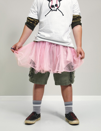 This Mother Won't Let Her 3rd Grade Boy Be Forced to Wear a Skirt to School