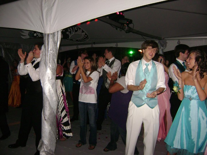 What the Prom Constance McMillen Wasn't Invited To Looked Like