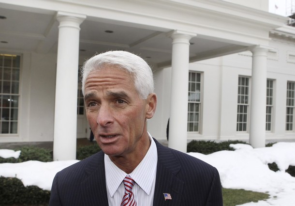 What Charlie Crist Risks If He Doesn't Run as an Independent
