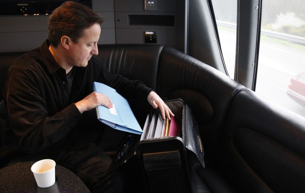 Elect David Cameron Prime Minister and He'll Wipe Clean Convictions for Consensual Gay Sex