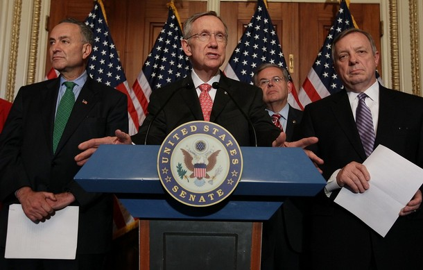 The Dems' Immigration Reform Would Help the Gays? GOP Wants No Part