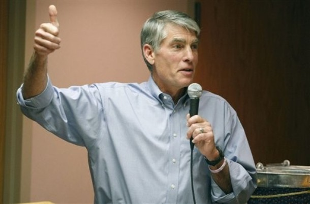 How Sen. Mark Udall Will Prevent More Obama Heckling, Loitering at 1600 Pennsylvania