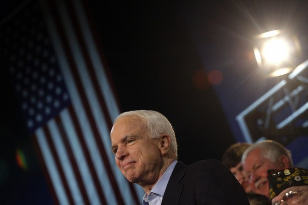 Why Should John McCain Care What Gay Soldiers Think About DADT?