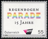 Austria's Gays Have a Cute New Stamp to Mail In Their 'Registered Partnership' Papers