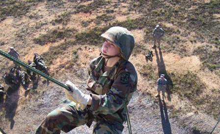How Much Did ROTC College Student Sara Isaacson's Coming Out Cost? $79,265.14