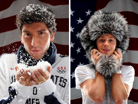 Johnny Weir's Master, Bitch-Filled Plan to Blow Up Bigger Than Evan Lysacek