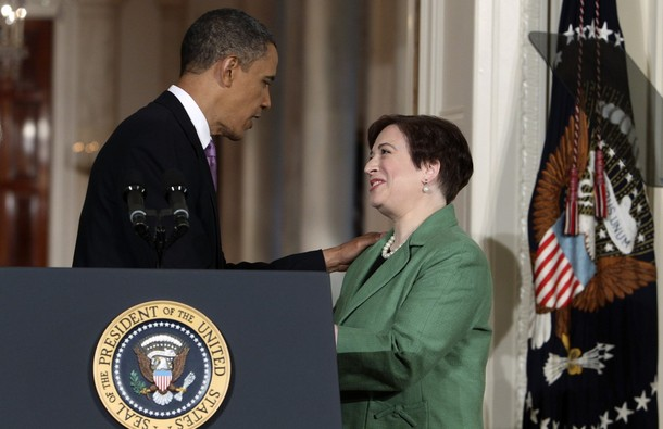 What Andrew Sullivan + American Family Association Both Want to Know: Elena Kagan's Lez Factor