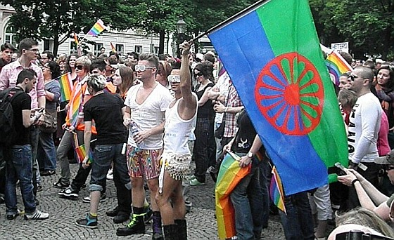 If Only Slovakia's Gay Pride Parade Had Corporate Sponsors