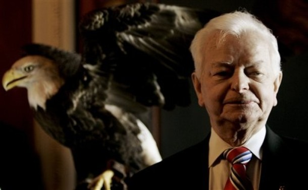 Sen. Robert Byrd Dies at 92