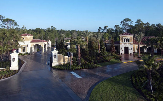 Would You Rather Live In Florida's New Gay Luxury Resort? Or at Disney World?