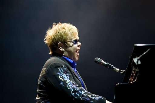 Elton John Had to Go And Get Tangled Up In the Israel-Palestine Conflict, Didn't He?
