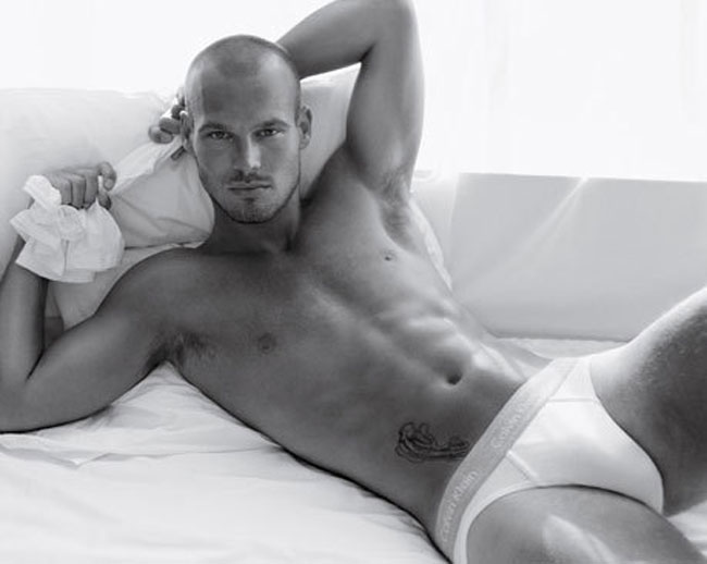 It Was Almost Impossible For Freddie Ljungberg To Get Sexier. And Then He Did Just That