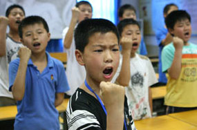 5 Ways China's 'No-Sissies' Elementary School Could Awesomize The World!!!1!
