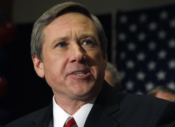 Rep. Mark Kirk Will Neither Confirm Nor Deny He's a (Sometimes) Anti-Gay Homosexual
