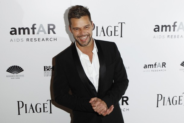 But How Will Ricky Martin Overcome His Homosexuality to Play Straight Guy Che In Evita?