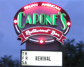 Capone's Restaurant Doesn't Discriminate, Except Against Miniskirt-Wearing Trans Women