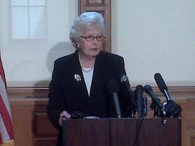 MA Supreme Court Chief Margaret Marshall Legalized Same-Sex Marriage. Now, She's Retiring