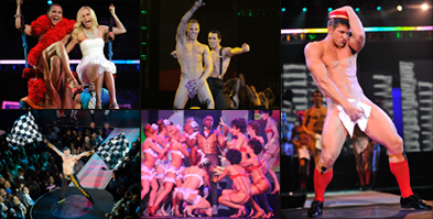 Porn Blog Too X-Rated to Cover Broadway's Annual Skinfest Broadway Bares