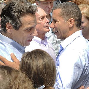 It's Easy for Gov Hopeful Andrew Cuomo to Promise Gay Marriage, the World
