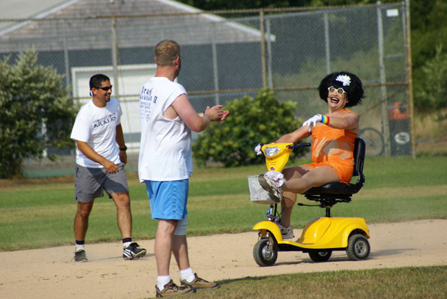 Provincetown Locals Invited to Kick Balls at Resident Drag Queens
