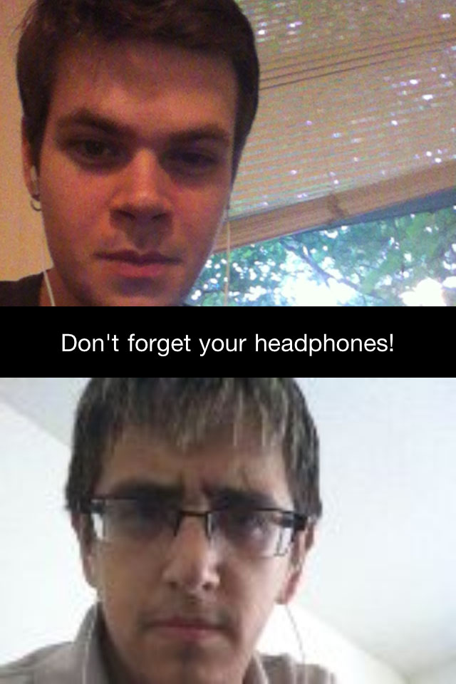 ChatRoulette For iPhone 4 Is Here, And It's Going to Get You In Serious Trouble