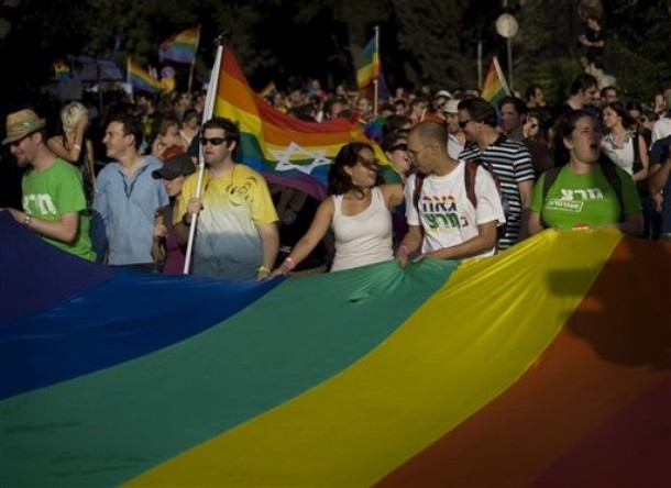 Nobody Got Stabbed At This Year's Jerusalem Pride