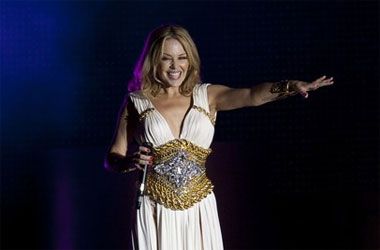 When Kylie Minogue Said 'All The Lovers,' She Was Including Tattooed Lesbians