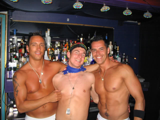 Since When Are Shirtless Bartenders Hazardous To Your Drinking Health?