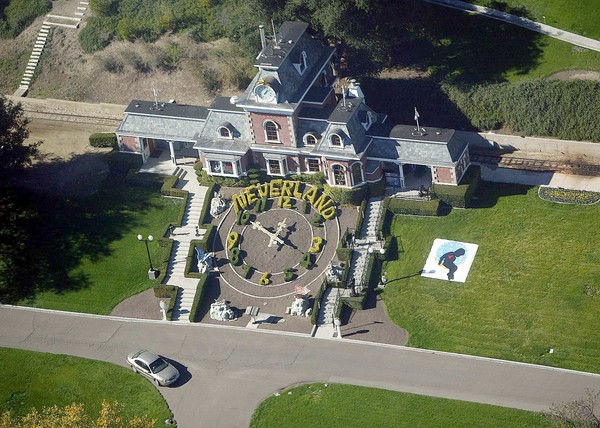 Will Michael Jackson's Neverland Ranch Become the Public Cruising Park It Was Always Meant to Be?