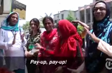You've Been Warned, Pakistanis: Pay Your Taxes Or Scary Trannies Will Come For You!