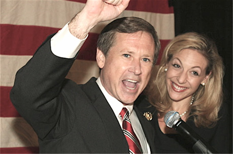 Mark Kirk's Ex-Wife Doesn't Think He's Gay, But Thinks He Could Be Nicer To Them