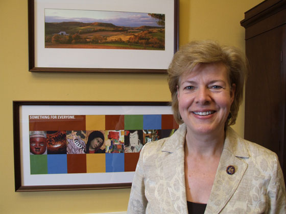 Rep. Tammy Baldwin Spending Congressional Recess Vacationing In Afghanistan