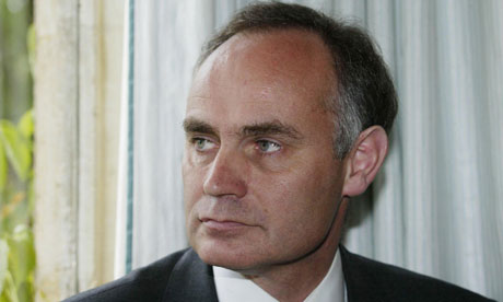 British Justice Minister Crispin Blunt Is So Not Coming Out Because Some Sordid Scandal Is About to Break