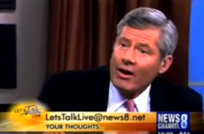 Anti-Outing D.C. TV Host Doug McKelway Outed As Partisan Jerk
