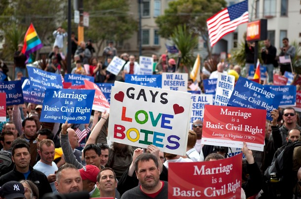 Prop 8's Losers File Formal Appeal