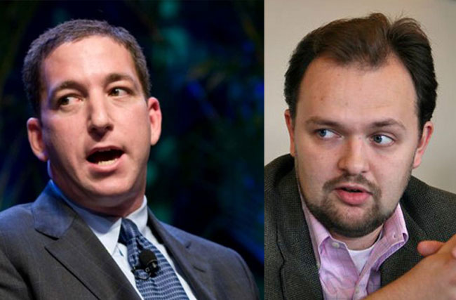 Glenn Greenwald's Uber-Polite Slaughter of NYT's Ross Douthat Opposite Marriage Argument