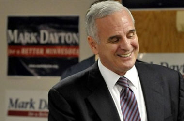 Mark Dayton Is Proud of What Target Was, Not Necessarily What It's Become