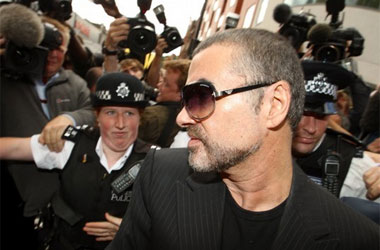 George Michael Pleads Guilty to Something George Michael Usually Pleads Guilty To