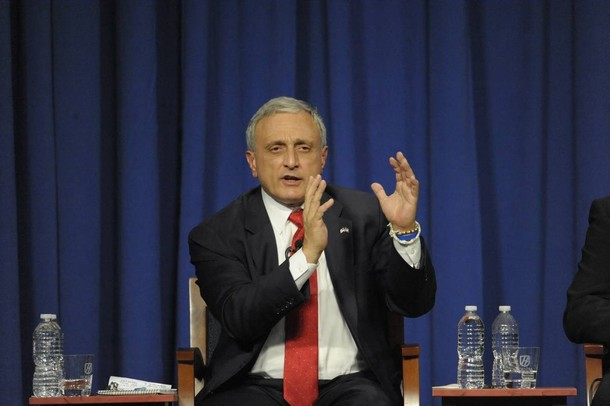 Carl Paladino Needs More Than 5 Seconds to Say Whether He Supports Marriage Discrimination